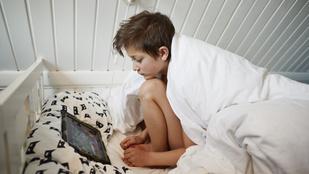 A te gyereked mennyit kütyüzik? Magyar kutatók kíváncsiak rá