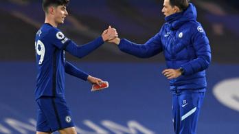 Tuchel történelmet írt, a Chelsea újabb rangadót nyert meg