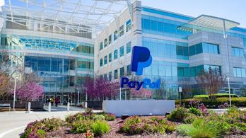 Kriptobiztonsági céget vásárolt a PayPal