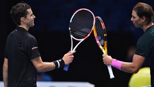 Thiem álma, hogy a Roland Garroson győzze le Rafael Nadalt