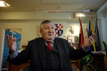 Kálmán András polgármester
