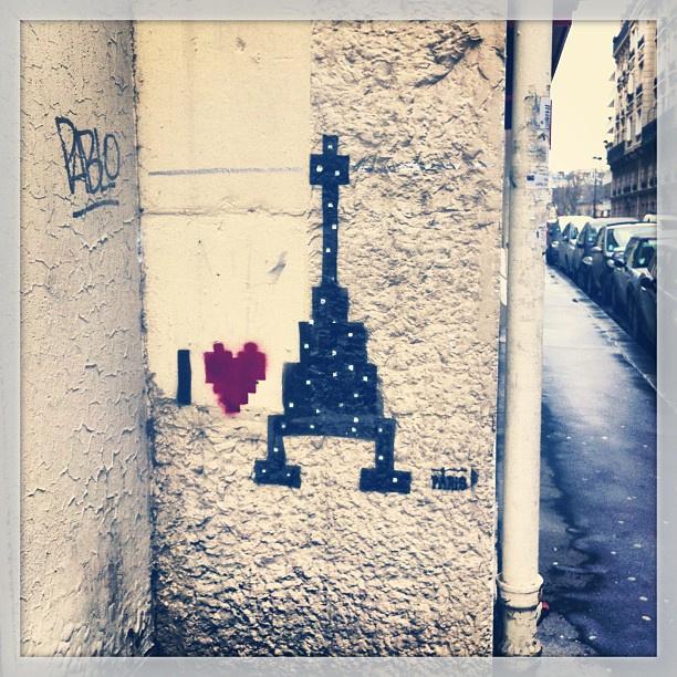 Menők még a streetart-os fotók is