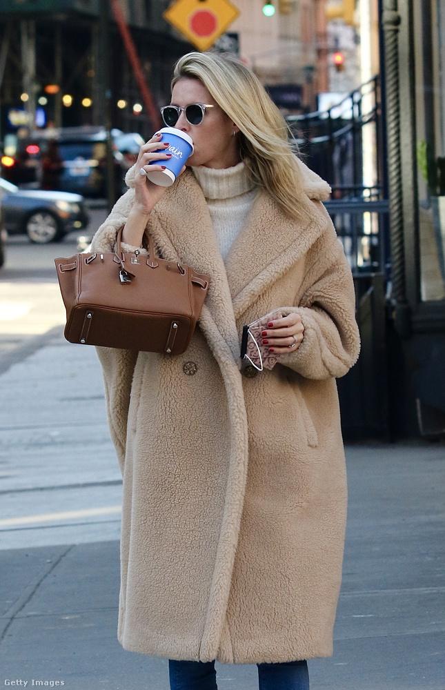 Még mindig New York, de ő már Nicky Rotschild, azaz Paris Hilton húga