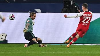 Sallai Roland hosszabbított Bundesliga-csapatával