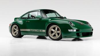 Nem kell más hozzá, csak egy 993-as Porsche és rengeteg pénz