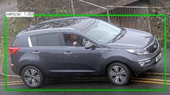 Lebuktatja az autóból szemetelőket egy intelligens kamerarendszer