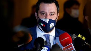 Magyarokkal és lengyelekkel hozna létre új frakciót Matteo Salvini az Európai Parlamentben