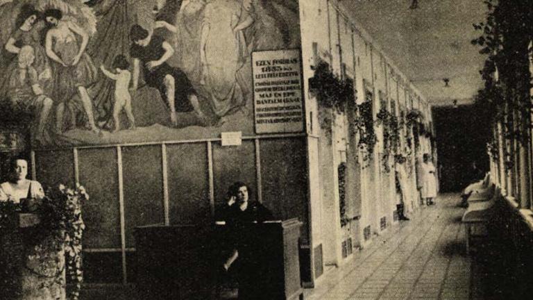 Ismét felépítik az egykor világhírű Erzsébet Sósfürdőt Újbudán