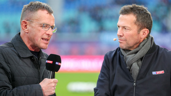 Matthäusnál Rangnick a favorit a német válogatott kispadjára