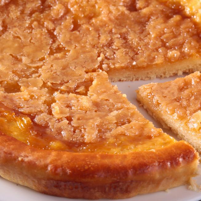 Roppanós tetejű, belül krémes pite - A kanadai süteményt villámgyorsan elkészítheted