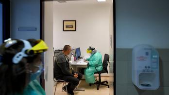 Egyre több a koronavírusos beteg, új épületet kellett nyitni Debrecenben