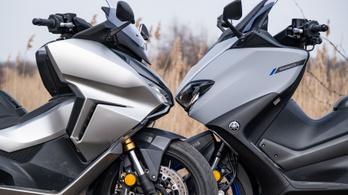 Összehasonlító: Honda Forza 750 vs. Yamaha TMAX 560