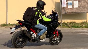 17-es felniken jön a Ducati Multistrada V4 Pikes Peak