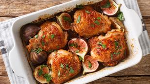 Balzsamos-fügés csirke – egy kevés rozmaringgal és csicseriborsóval lesz a legfinomabb