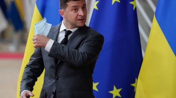 Folytatódik az ukrán elnök ámokfutása, az internetről is száműzné a betiltott csatornákat