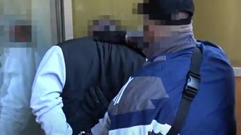 Kemény lengyel bűnözőt fogtak el Budapesten