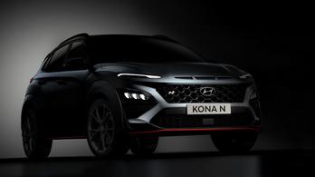 Újabb előzetes a Hyundai Kona sportváltozatról