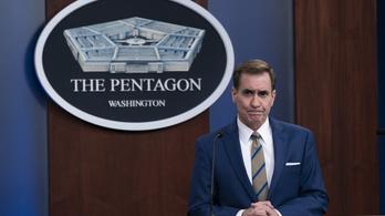 A Pentagon két hónappal meghosszabbította a Nemzeti Gárda washingtoni jelenlétét