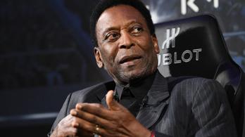 Pelé nevét fogja viselni a világ egyik leghíresebb stadionja