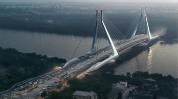 Már tervezik a villamosvonalat a Galvani hídon