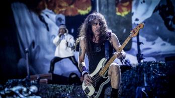 Feltámadt az Iron Maiden, pedig el sem temették