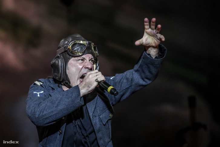Iron Maiden a 2018-as VOLT Fesztiválon