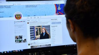 Lassították a Twitter adatforgalmát Oroszországban