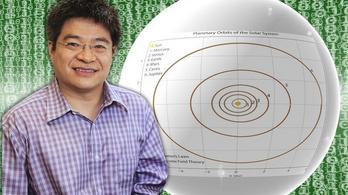 A gép fizikai törvények nélkül is érti a világegyetemet