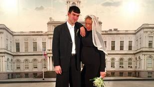 Chloë Sevigny nem mindennapi esküvői fotót posztolt