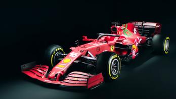 A Ferrari is megmutatta magát – itt vannak az idei F1-es autók!