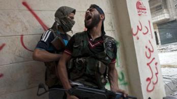 A szíriai fiatalok fele vesztette el valamelyik hozzátartozóját a polgárháborúban