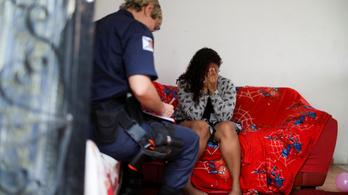 A bántalmazott brazil nők csendes szenvedése a koronavírus idején