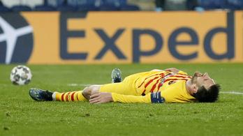 Sokba került Messi elrontott büntetője, a PSG kiejtette a Barcelonát