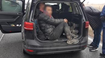Embercsempész-hálózatra csapott le a magyar rendőrség