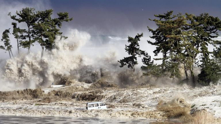 Tíz éve tört rá az armageddon Fukusimára