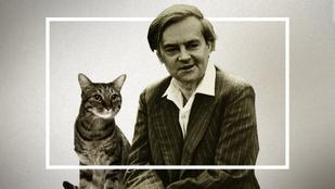 Weöres Sándor a macskája miatt kísérelt meg öngyilkosságot