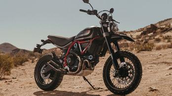 Újabb limitált Ducati: Desert Sled Fasthouse