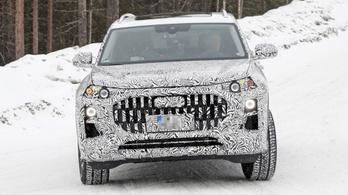 Ez lenne az Audi Q9?
