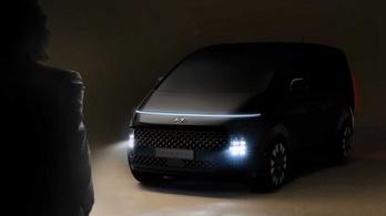 Megkapóan egyszerű egyterűt készül bemutatni a Hyundai