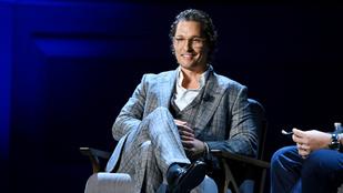 Matthew McConaughey fontolgatja, hogy politikai pályára lép