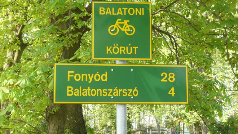 Botrány a Balatonszepezdi kerékpárút miatt