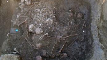 Őskori brutális tömeggyilkosságot lepleztek le a régészeti helyszínelők