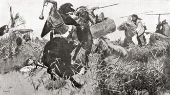 Mégsem voltak teljesen nomádok a szkíták