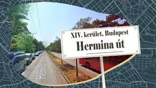 Ki volt a fiatalon elhunyt hercegnő, akiről a Hermina utat elnevezték?