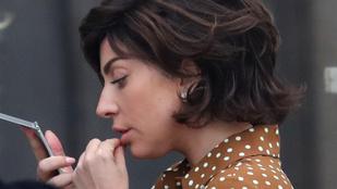 Lady Gagának soha nem lenne szabad visszafestenie a haját