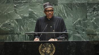 Nigériában agyonlőhetnek bárkit, aki engedély nélkül tart Kalasnyikovot