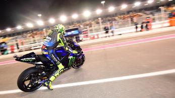 Katarban minden versenyzőt és csapattagot beoltanak a gyorsaságimotoros-vb előtt