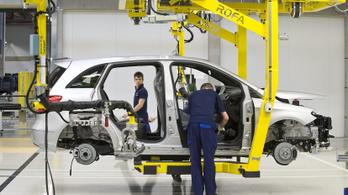 Pocsékul kezdte az évet magyar járműgyártás