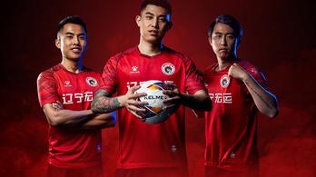 Két évig nem kaptak fizetést egy kínai csapat labdarúgói