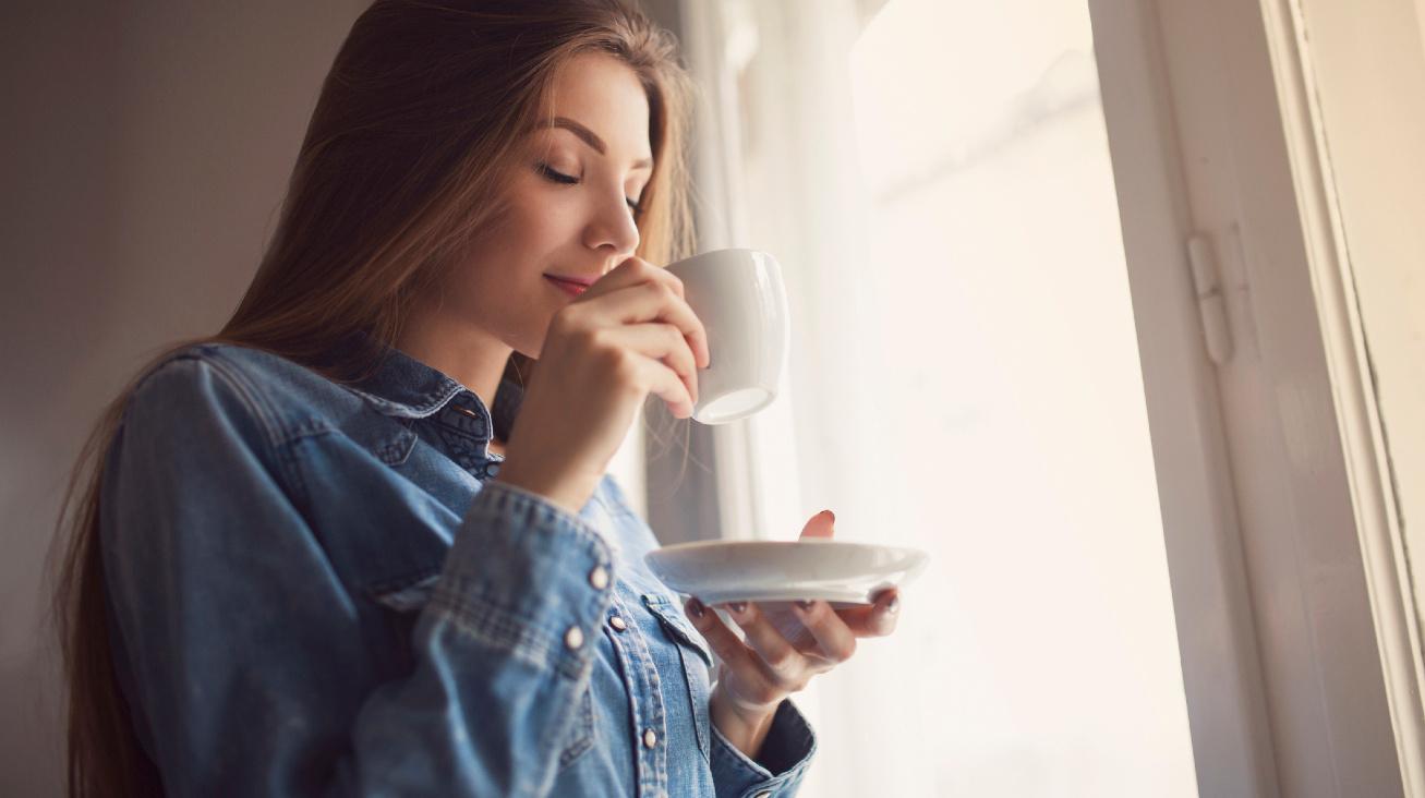 kávé illata